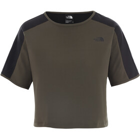 The North Face Active Trail Kurzarm T-Shirt Damen new taupe green